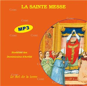 La sainte messe (MP3)
